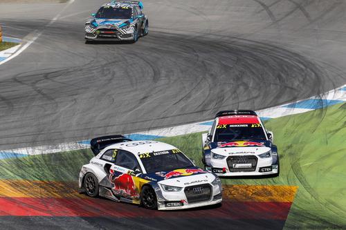 FIA-Rallycross-WM Hockenheim