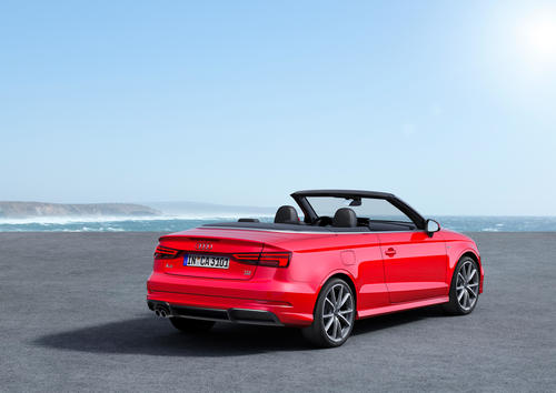 Aud A3 Cabriolet
