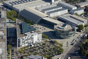 Luftaufnahme Werk Ingolstadt