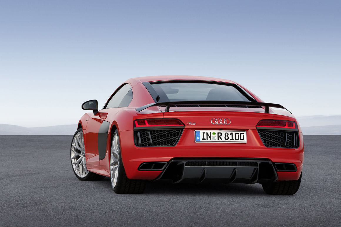 High Quality Audi R8 V10 Plus