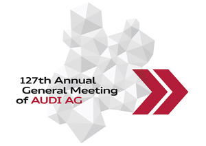 127th Annual General Meeting of AUDI AG