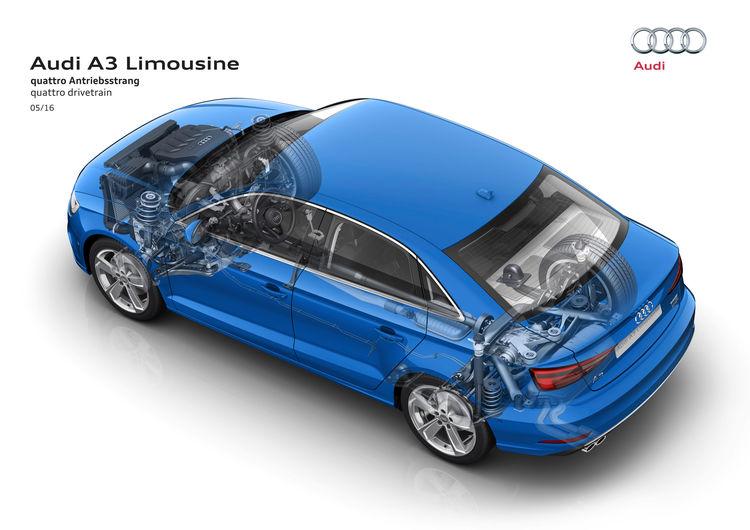 Audi A3 Limousine