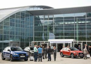 127. Ordentliche Hauptversammlung der AUDI AG in Ingolstadt