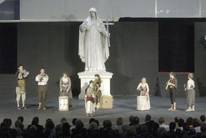 Salzburg Festival guest appearances in Ingolstadt 2002