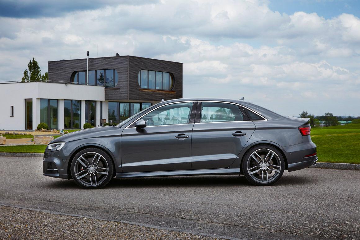 Audi S3 Sedan Audi Mediacenter
