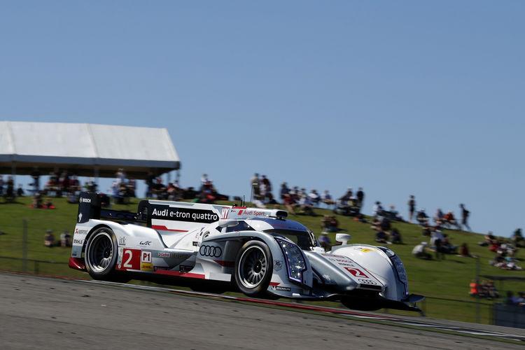Audi will in Japan Weltmeister werden