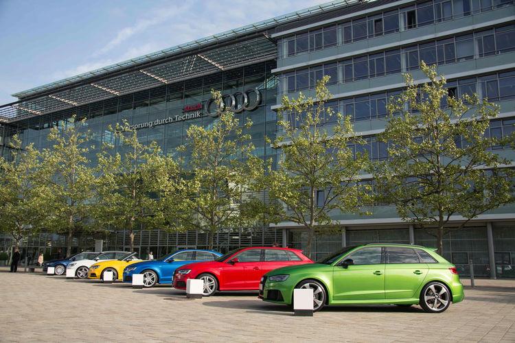 AUDI AG Headquarter Ingolstadt