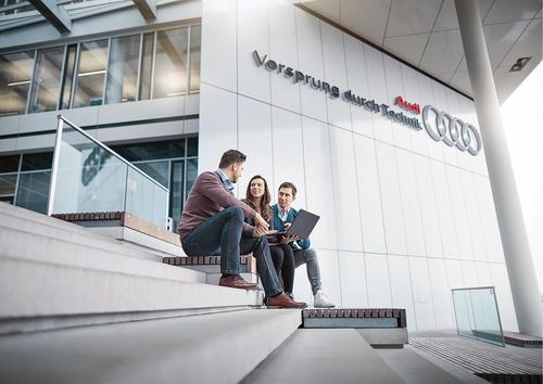 UNIVERSUM-Ranking: Wunschadresse Audi