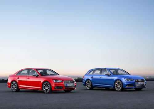 Audi S4 Sedan and Audi S4 Avant