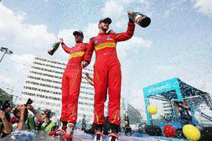 Lucas di Grassi maintains Formula E championship lead