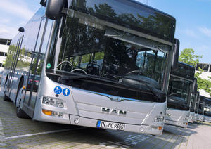 Audi macht mobil: 15 Jahre Shuttlebus-Service