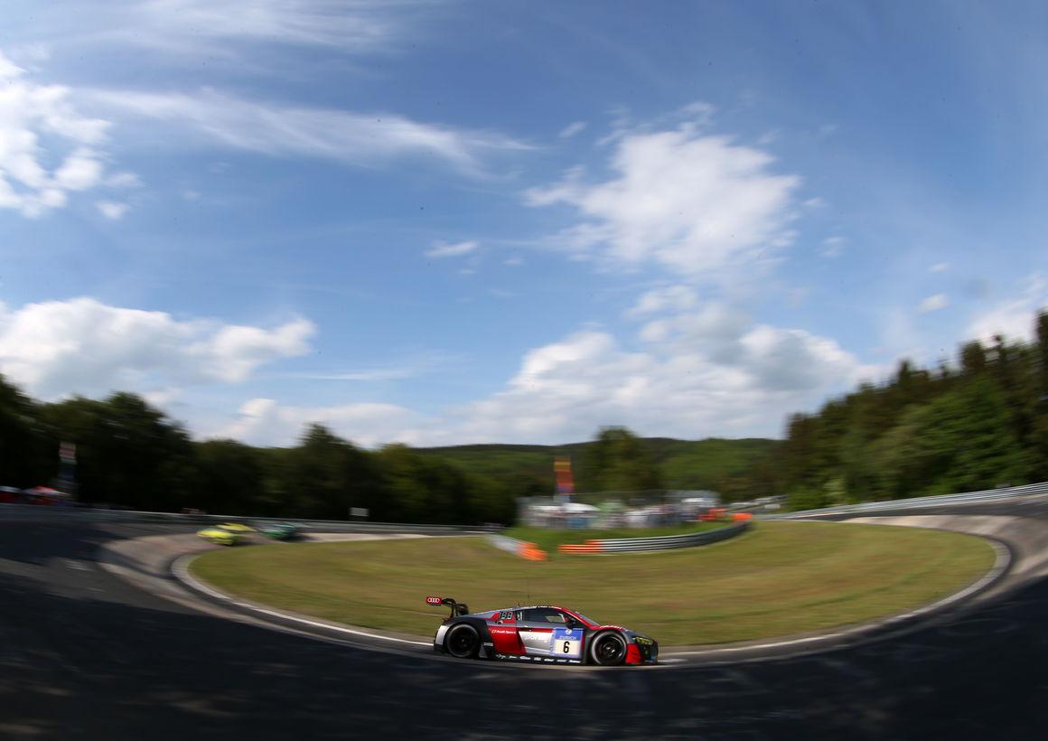 Motorsports / 24h Nürburgring