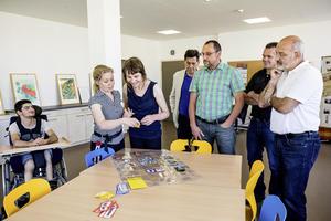 Neckarsulmer Betriebsrat besucht Spendenempfänger