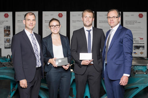 Audi Tool Trophy:  prize for innovative student work