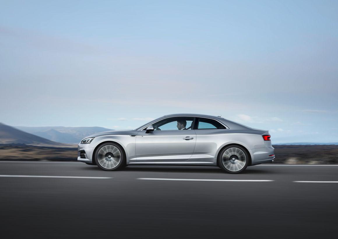 Audi A5 Coupé Audi Mediacenter