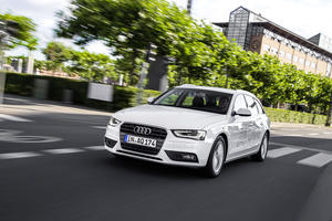 Audi A4 Avant 2.0 TDI ultra