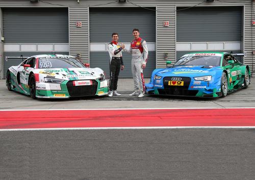 Motorsports / DTM 03 Lausitzring