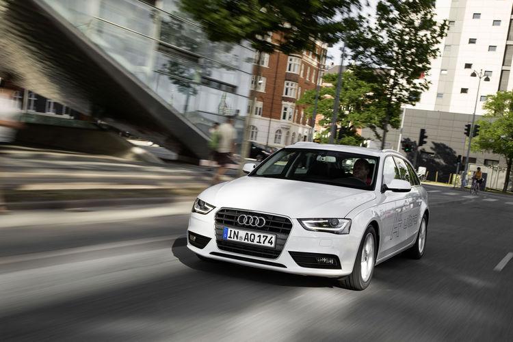 Audi A4 Avant 2.0 TDI ultra (2014)