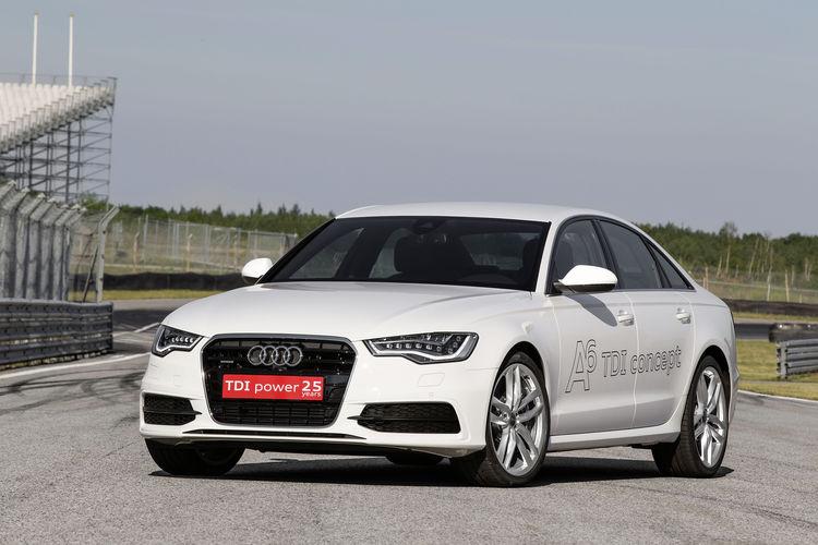 Audi A6 TDI concept