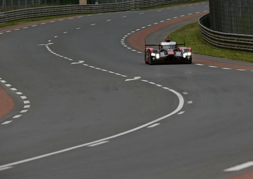 Le Mans Testtag 2016