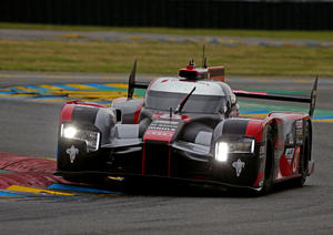 Le Mans Test Day 2016
