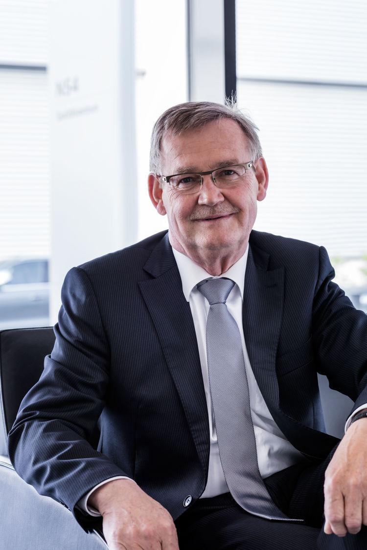 Werner Zimmermann, Leiter Qualitätssicherung AUDI AG