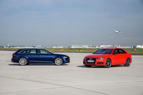 Audi S4 Avant, Audi S4