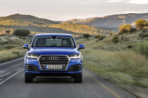 Audi sales increase by 6.7 percent in May