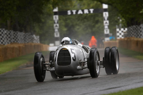 Audi Tradition feiert zwei Jubiläen  in Goodwood