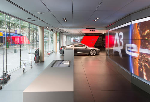 Audi City Paris