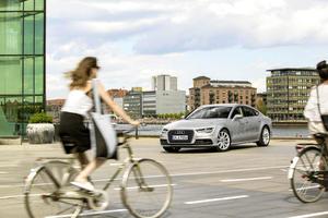 Audi A7 Sportback 3.0 TDI ultra