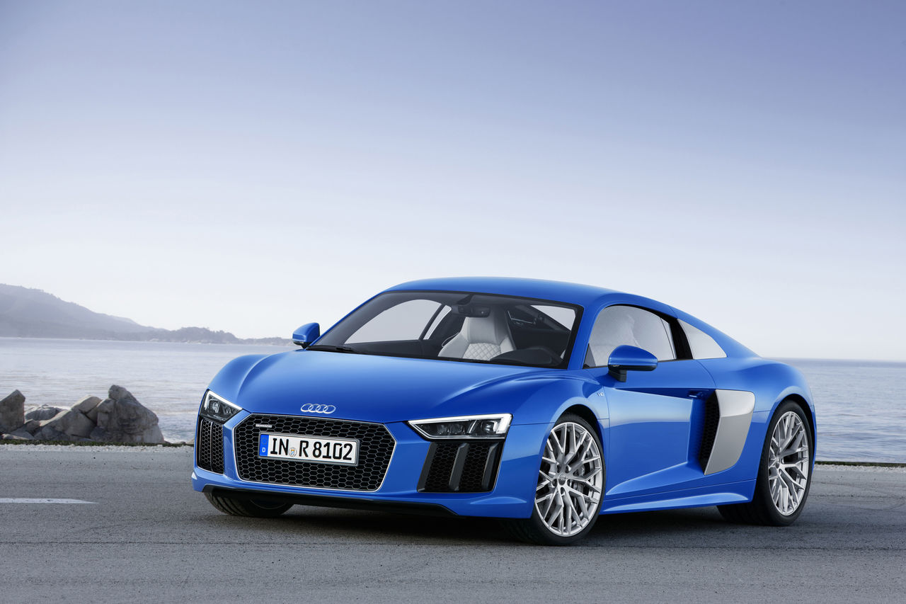 Audi Presents The New R8 The Sporty Spearhead Just Got Even Sharper Audi Mediacenter
