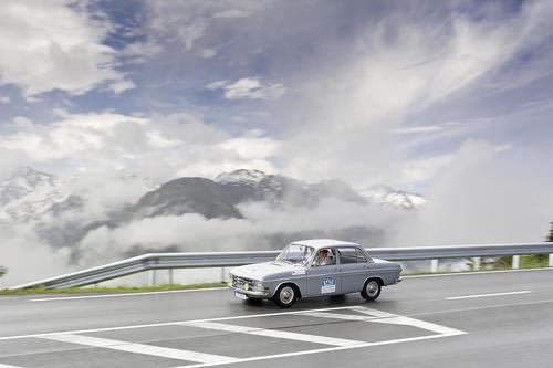 Oldtimersaison 2015 mit Audi Tradition