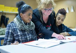 Berufliche Qualifizierung für Flüchtlinge