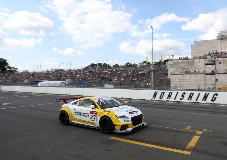 Audi Sport TT Cup, Norisring 2016