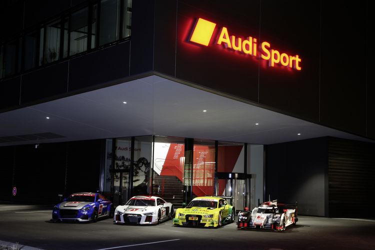 Audi Sport: Green light for the 2015 season