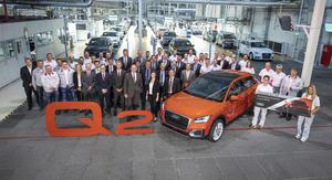 Ein Kleiner ganz groß: der neue Audi Q2