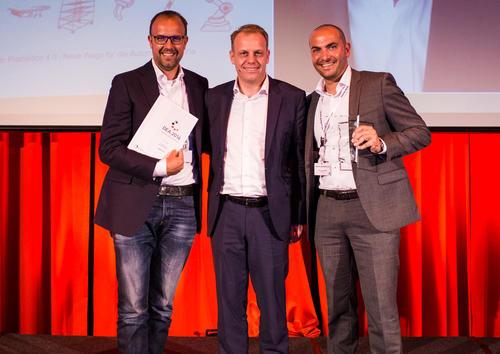 Audi wins Digital Economy Award