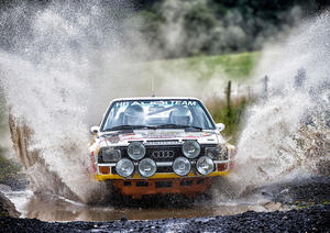 "Audi Tradition ""Rally-Mekka"" Daun"