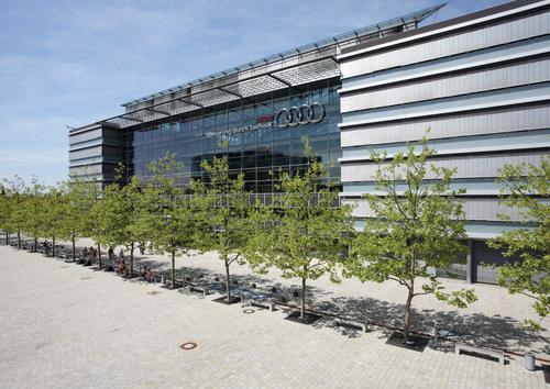 AUDI AG, Stammsitz Ingolstadt, Deutschland
