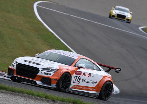 Audi Sport TT Cup, Zandvoort 2016