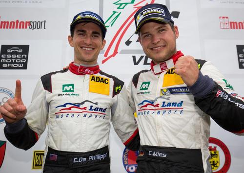 VLN Langstreckenmeisterschaft Nürburgring 2016