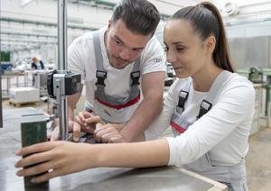 Einstiegsqualifizierung bei Audi: Berufliche Chance für benachteiligte Jugendliche