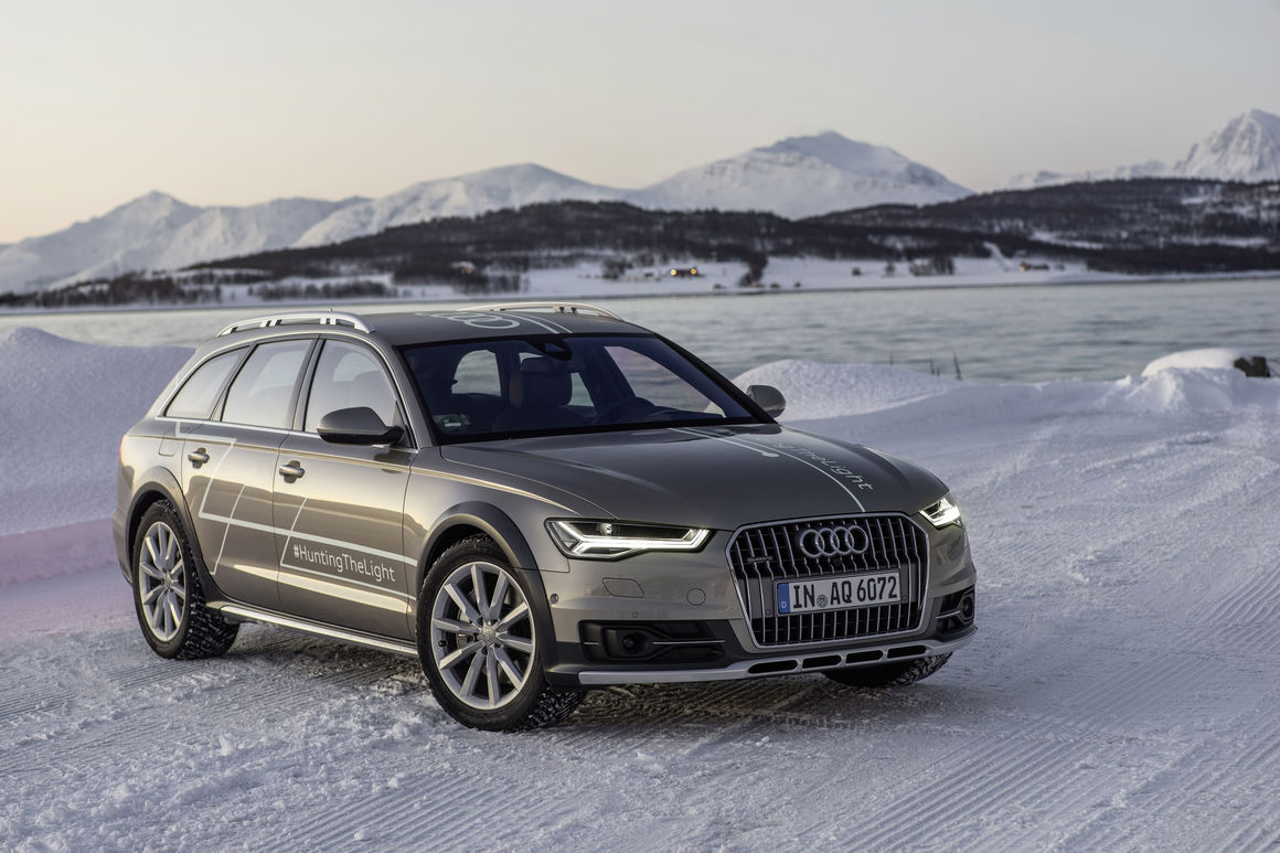 Consumption Data Audi A6 Allroad Quattro