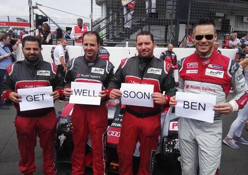 6h Nürburgring 2016