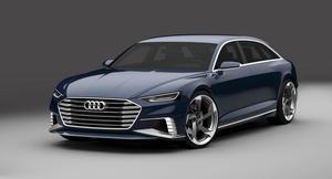 Audi Studie Genf 2015