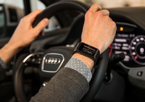 Audi partners with digital health incubator to  tone up startups and drivers