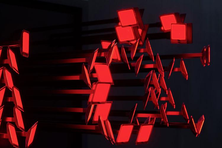 Aesthetics in motion –  Lighting design and lighting technologies at Audi