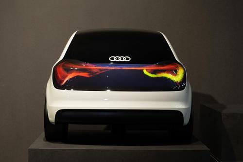 Ästhetik in Bewegung –  Lichtdesign und Lichttechnologien bei Audi
