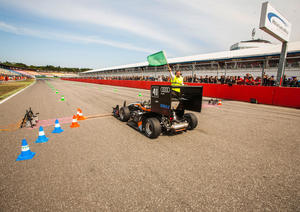 Audi at Formula Student 2016:  countdown at the Hockenheimring